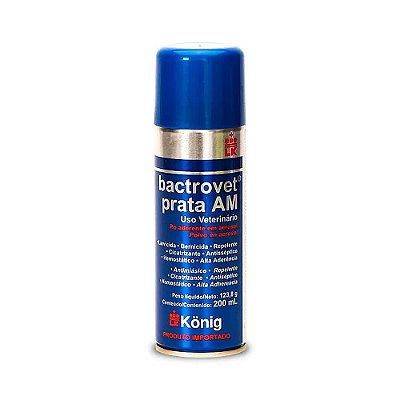 Bactrovet Spray Prata A.M - Sulfadiazina Prata 200ml