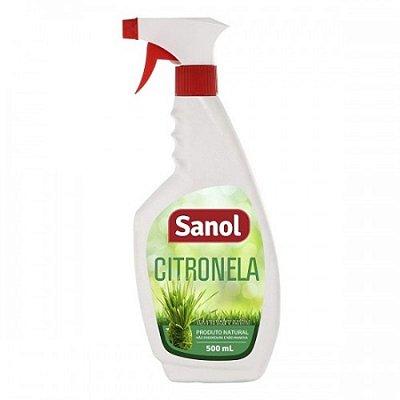 Citronela Sanol Spray 500ml