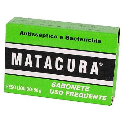 Sabonete Antisséptico e Bactericida Matacura 90g