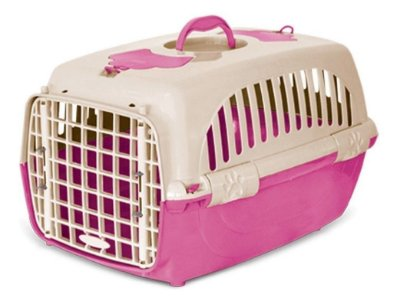 Caixa De Transporte para Cães e Gatos Travel Pet No2 - Plast Pet