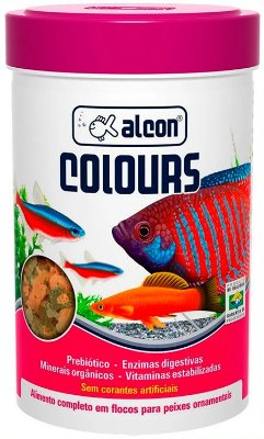Ração Alcon Colours - 10g