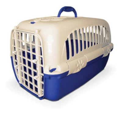 Caixa De Transporte para Cães e Gatos Travel Pet No1 - Plast Pet