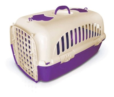 Caixa De Transporte para Cães e Gatos Travel Pet No3 - Plast Pet