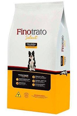Ração Finotrato Select Premium Especial para Cães Adultos - 20Kg