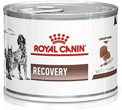 Ração Royal Canin Lata Canine e Feline Veterinary Recovery - 195g