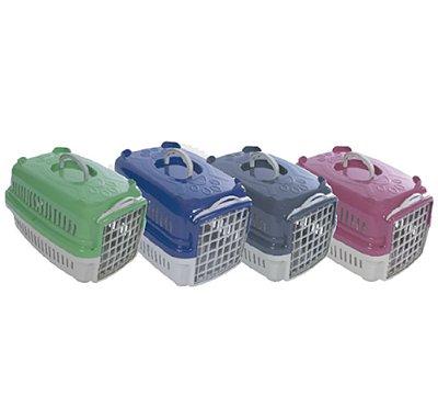 Caixa de Transporte Pata Forte para Cães e Gatos - N° 2
