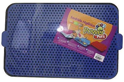 Sanitário Higiênico Power Pets 60x40 para Cães