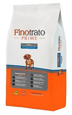 Ração Finotrato Prime Sênior Premium Especial para Cães Adultos de Raças Pequenas e Médias - 10,1Kg