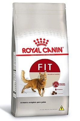 Ração Royal Canin Fit para Gatos - 7,5Kg