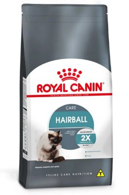 Ração Royal Canin Hairball Care para Gatos Adultos - 400g ou 1,5Kg