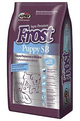 Ração Frost Puppy SB Super Premium Raças Pequenas e Médias para Cães Filhotes - 14kg