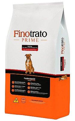 Ração Finotrato Prime Active Premium Especial para Cães Adultos - 15kg