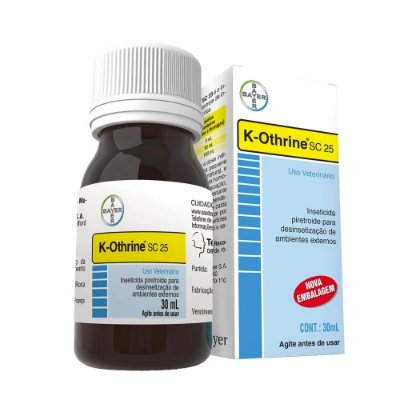 Inseticida K-Othrine SC 25 30ml - Bayer