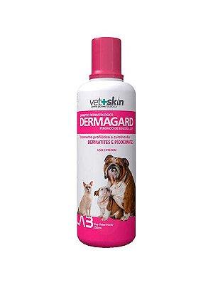 Shampoo Dermatológico Labgard Dermagard para Cães e Gatos - 250ml