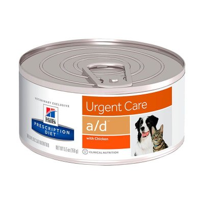 Ração Úmida  Hill's Prescription Diet a/d Condições Críticas para Cães e Gatos - 156 g