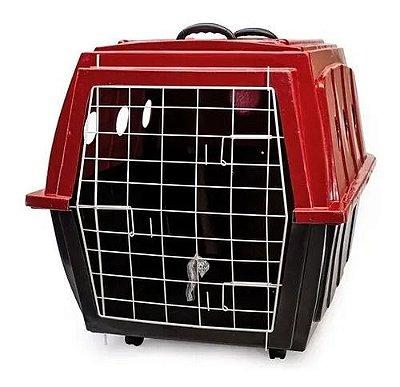 Caixa de Transporte Número 5 para Cães Porte Grande - Plast-Kão