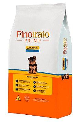 Ração Finotrato Prime Premium Especial para Cães Filhotes de Raças Pequenas e Médias - 10,1kg