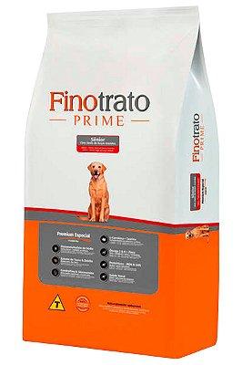 Ração Finotrato Prime Sênior Premium Especial para Cães Adultos de Raças Grandes - 15Kg