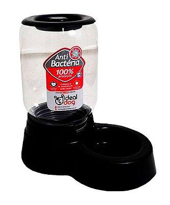 Comedouro Automático Mini Ideal Dog Antibactéria - 1,5kg