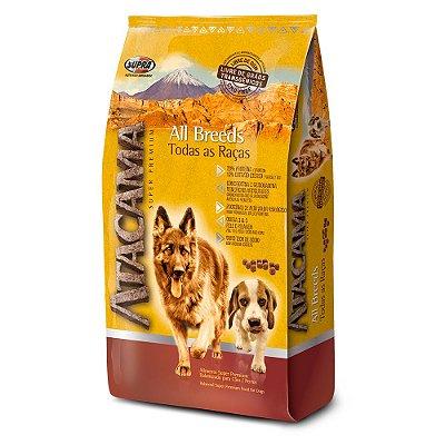 Ração Supra Atacama Super Premium para Cães Adultos de Todas as Raças - 14kg