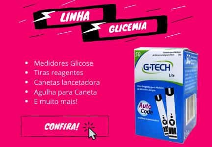Banner Linha Glicemia