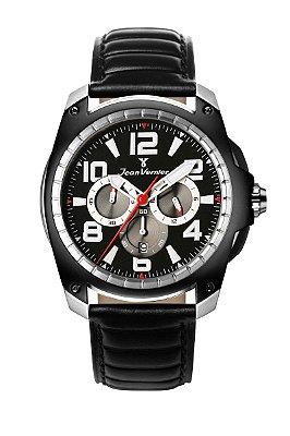Relógio Jean Vernier Masculino Pulsion JV00100C