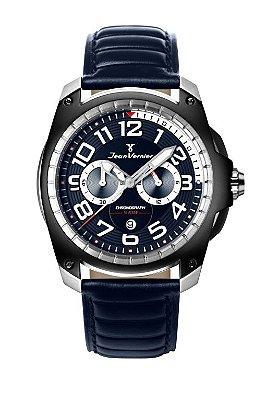Relógio Jean Vernier Masculino Pulsion JV00098C