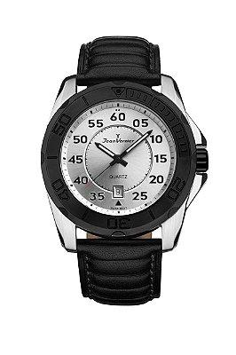 Relógio Jean Vernier Masculino Pioneer JV61201B