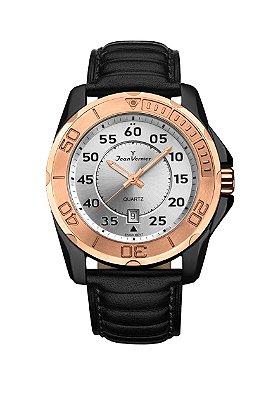 Relógio Jean Vernier Masculino Pioneer JV61181B