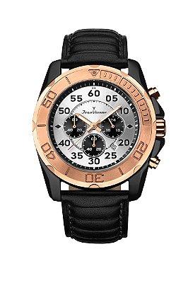 Relógio Jean Vernier Masculino Pioneer JV61141B