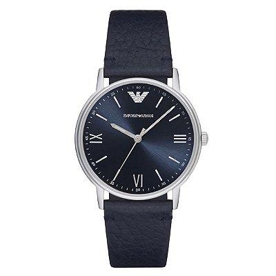 Relógio Empório Armani Masculino Slim AR11012