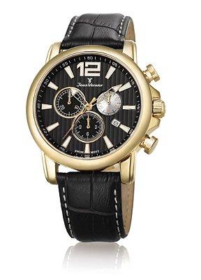 Relógio Jean Vernier Canvas JV1115