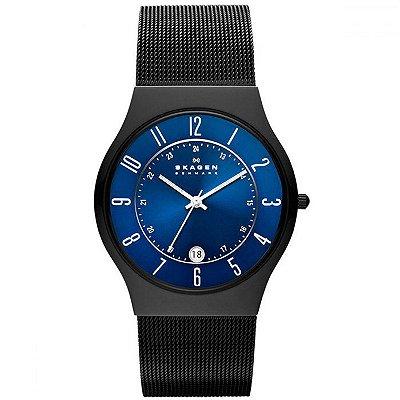 Relógio Skagen Masculino Grenen Titanium T233XLTMN