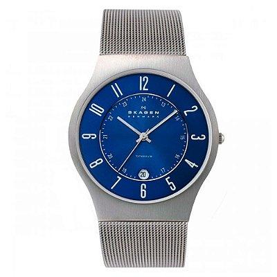 Relógio Skagen Masculino Grenen Titanium 233XLTTN