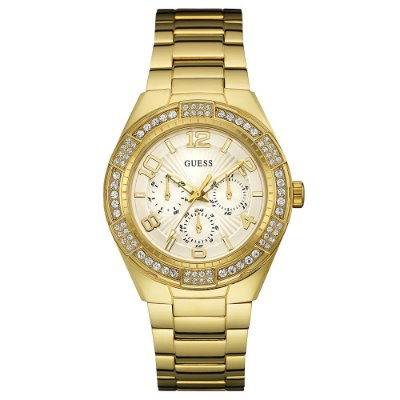 Relógio Guess Feminino Luna W0729L2 - 92606LPGSDA1