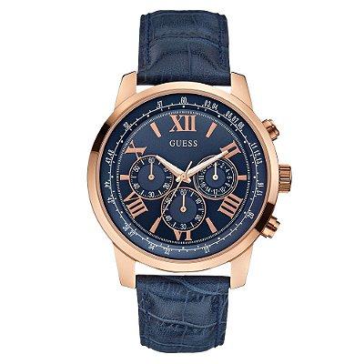 Relógio Guess Masculino Horizon W0380G5 - 92526GPGDRC3
