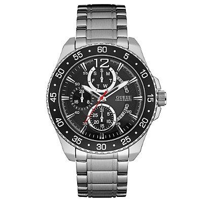 Relógio Guess Masculino Black W0797G2 - 92600G0GSNA5