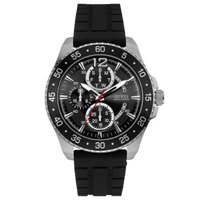 Relógio Guess Masculino Jet W0798G1 - 92600G0GSNU2