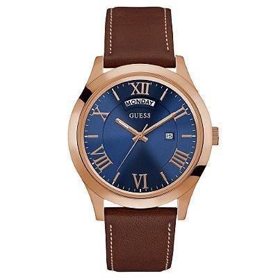 Relógio Guess Masculino Metropolitan W0792G2 - 92607GPGDRC2