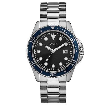 Relógio Guess Masculino Crew W1002G1 - 92675G0GSNA1