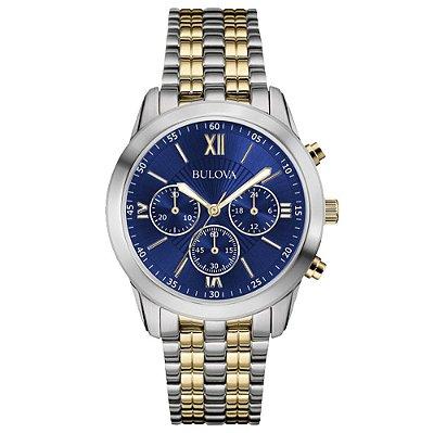 Relógio Bulova Masculino Marine Star WB22346A