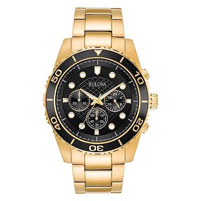 Relógio Bulova Masculino Marine Star WB31989U