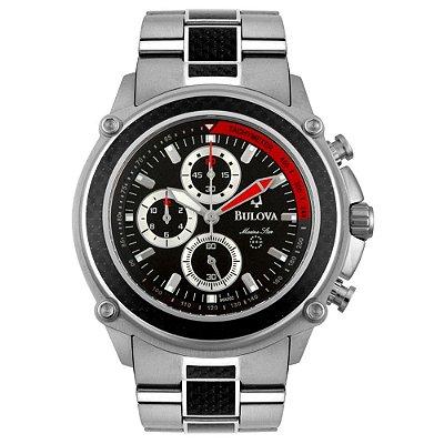 Relógio Bulova Masculino Marine Star WB30775T
