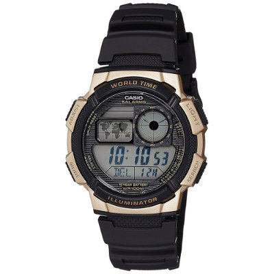 Relógio Casio Masculino Illuminator AE-1000W-1A3VDF