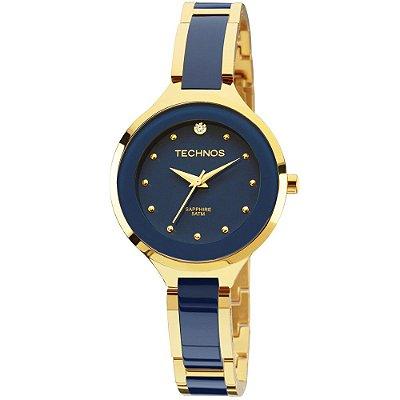 Relógio Technos Feminino Elegance Ceramic 2035LYV/4A