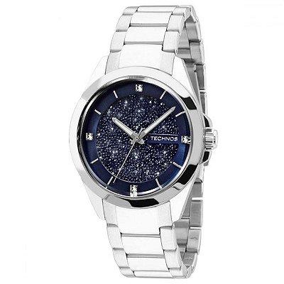 Relógio Technos Feminino Crystal Swarovski 203AAB/1A