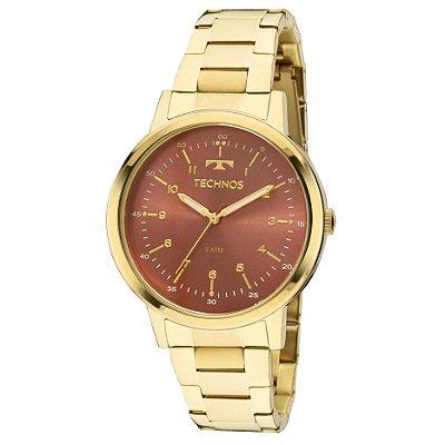 Relógio Technos Feminino Elegance Dress 2035MFN/4R