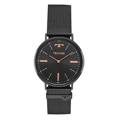 Relógio Technos Feminino Safira Slim 2025LTM/4P
