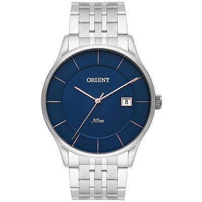 Relógio Orient Masculino Slim MBSS1293 D1SX