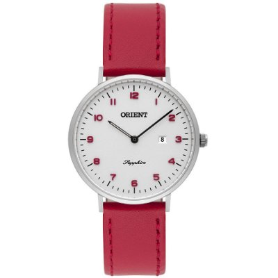 Relógio Orient Feminino Slim Safira FBSCS003 S2VX